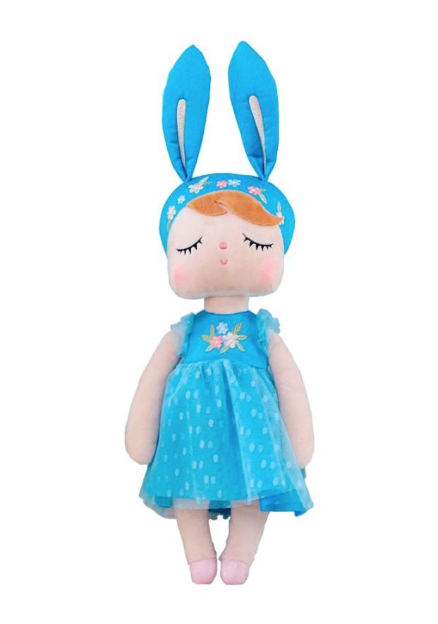 Boneca Metoo Angela Princess Azul 33cm