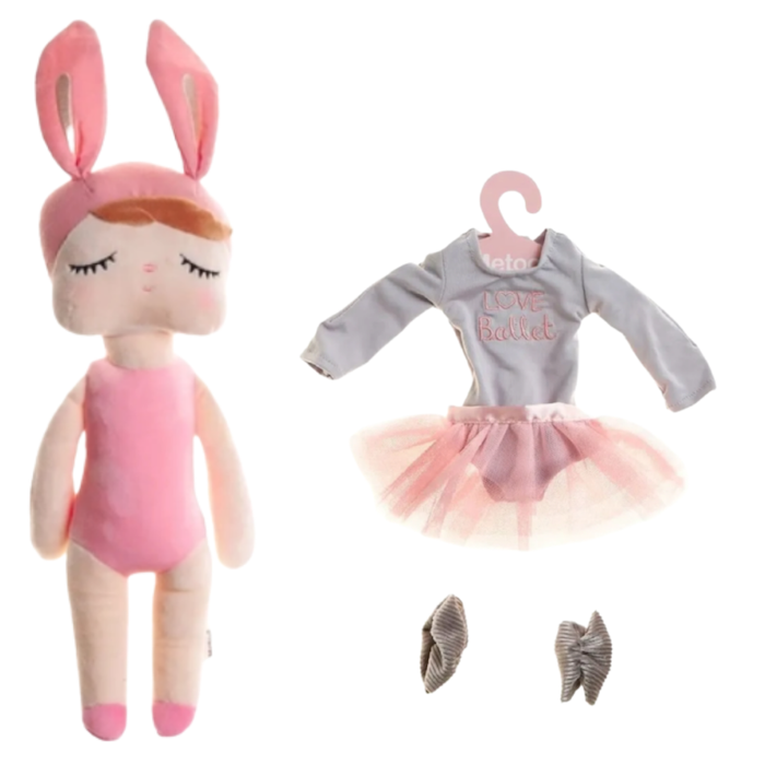 Boneca Metoo Fashion com Roupa Bailarina