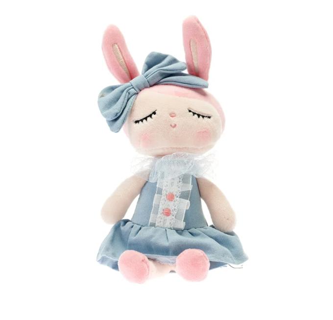 Boneca Metoo Mini Doll Liz Azul