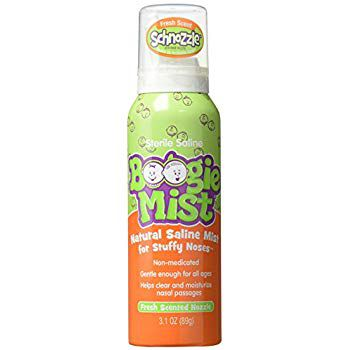 Boogie Mist Sterile Saline Frescor
