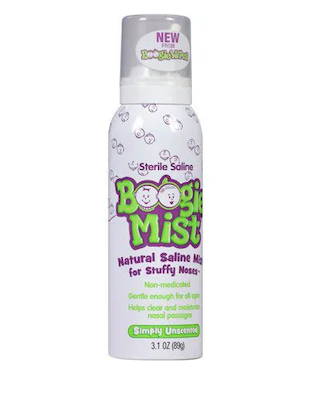 Boogie Mist Sterile Sem Perfume