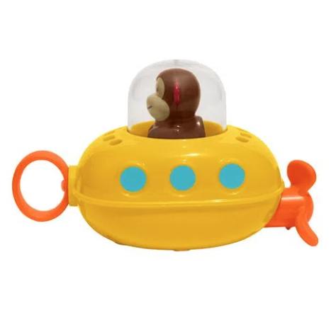 Brinquedo de Banho Skip Hop Submarino Macaco