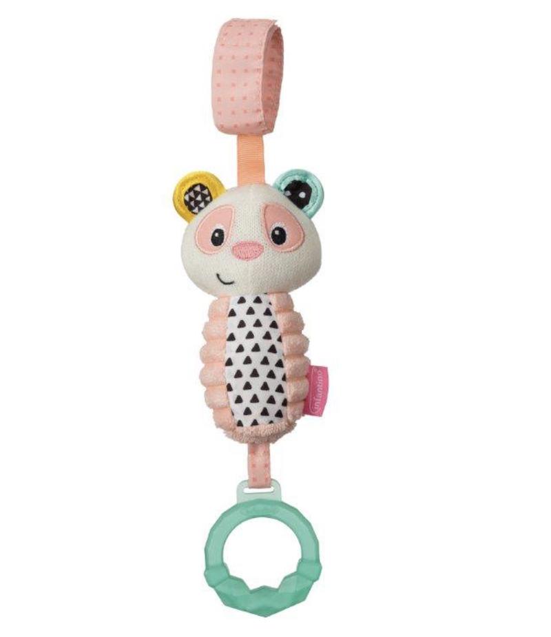 Brinquedo Mordedor com Som Infantino