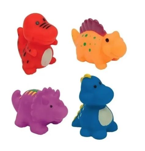 Brinquedos de Banho Dinossauros Buba