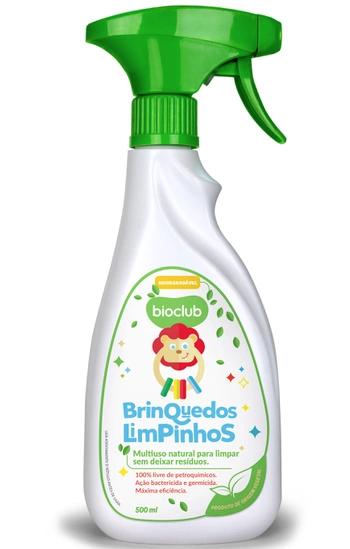 Brinquedos Limpinhos Bioclub ® 500ml