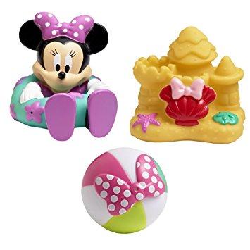 Brinquedos para banho The First Years Minnie