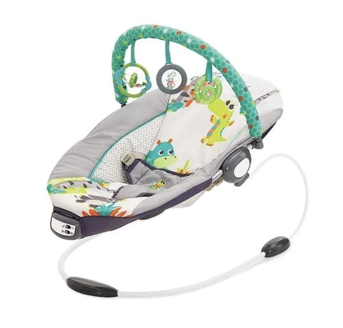 Cadeira de Descanso Comfort for Baby Musical Mastela