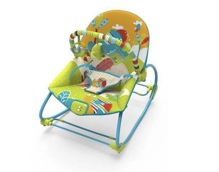 Cadeira de Descanso Infantil Rocker Elefante Mastela