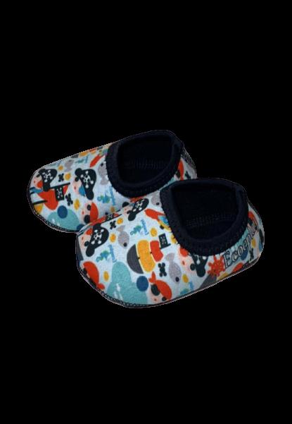 Calçado Térmico de Neoprene Air Ecoeplay Ufrog Piratinhas
