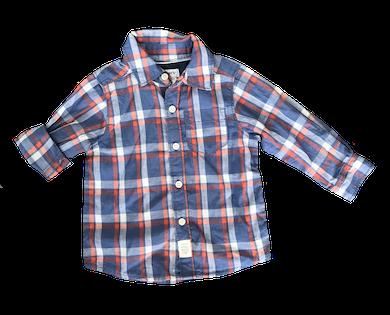 Camisa Xadrez Carter's