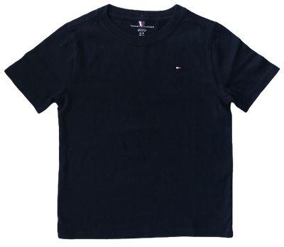 Camiseta Básica Tommy Hilfiger Preta