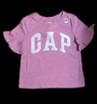 Camiseta em Paetê Gap