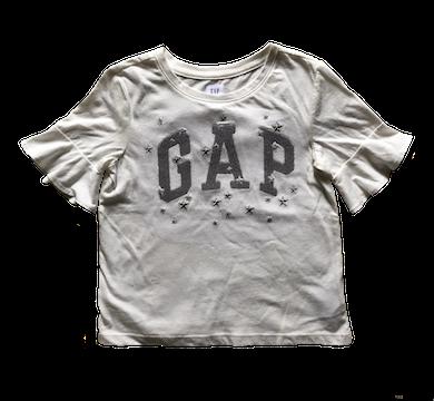 Camiseta Estrela Prata Gap