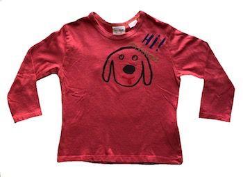 Camiseta Hi My Friends Zara