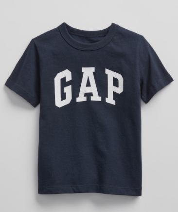 Camiseta Logo Gap