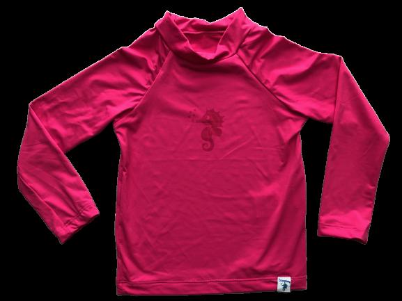 Camiseta para Praia Ecoeplay FPS 50+ Pink
