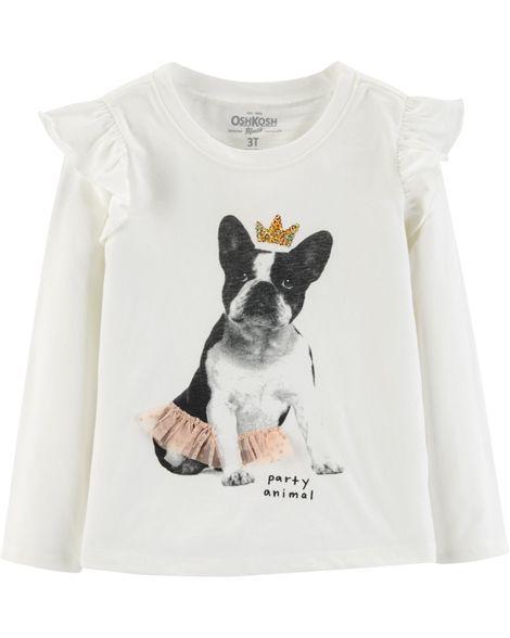 Camiseta Party Animal OshKosh