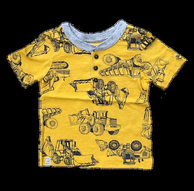 Camiseta Tratores Carter's