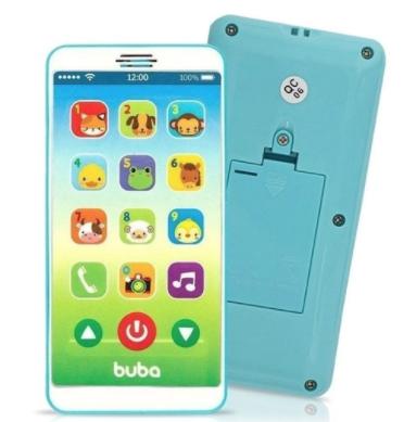 Celular Infantil Baby Phone Buba Azul