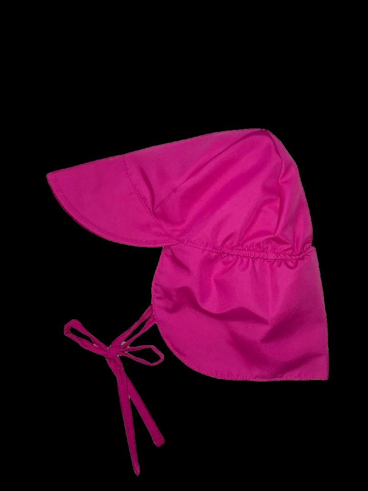 Chapéu de Praia Australiano Ecoeplay com FPS 50+ Ecoeplay Pink
