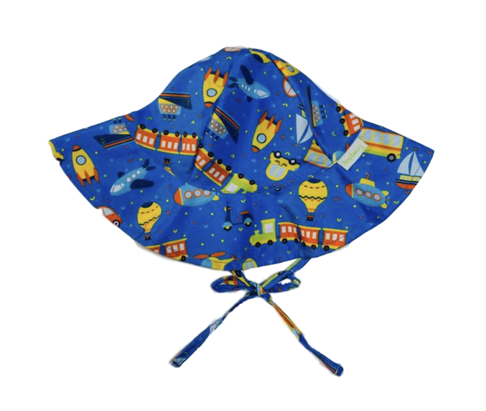 Chapéu de Praia Infantil Ecoeplay Toy  com FPU 50+