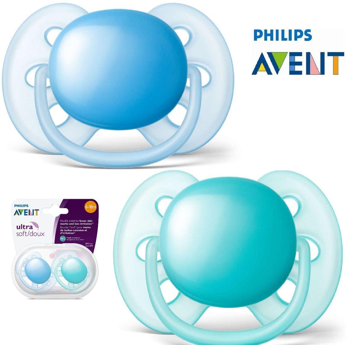 Chupeta Ultra Soft Philips Avent 6-18M