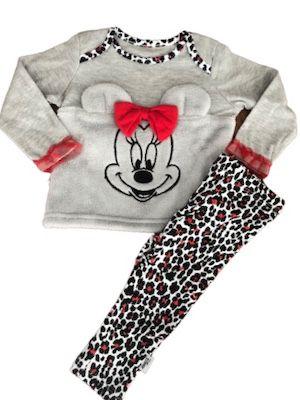Conjunto Disney Baby Minie de Laço