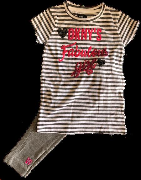 Conjunto Fabulous Girl DKNY