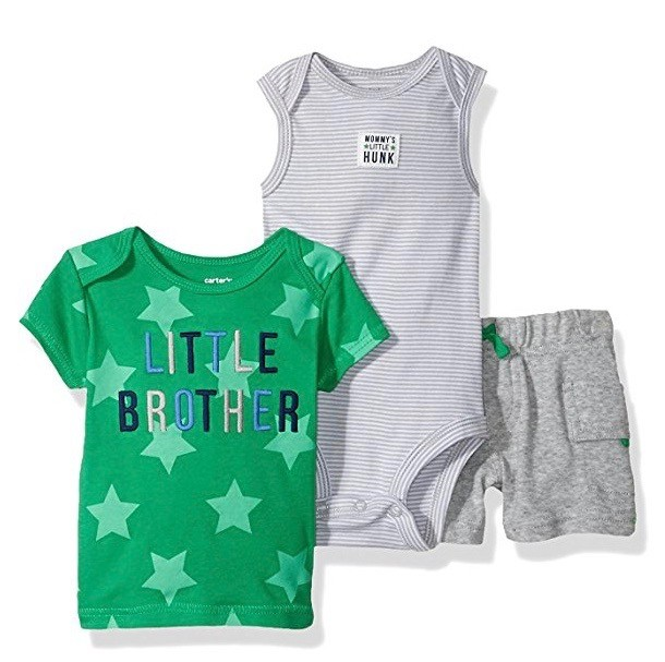 Conjunto Little Brother Carter's