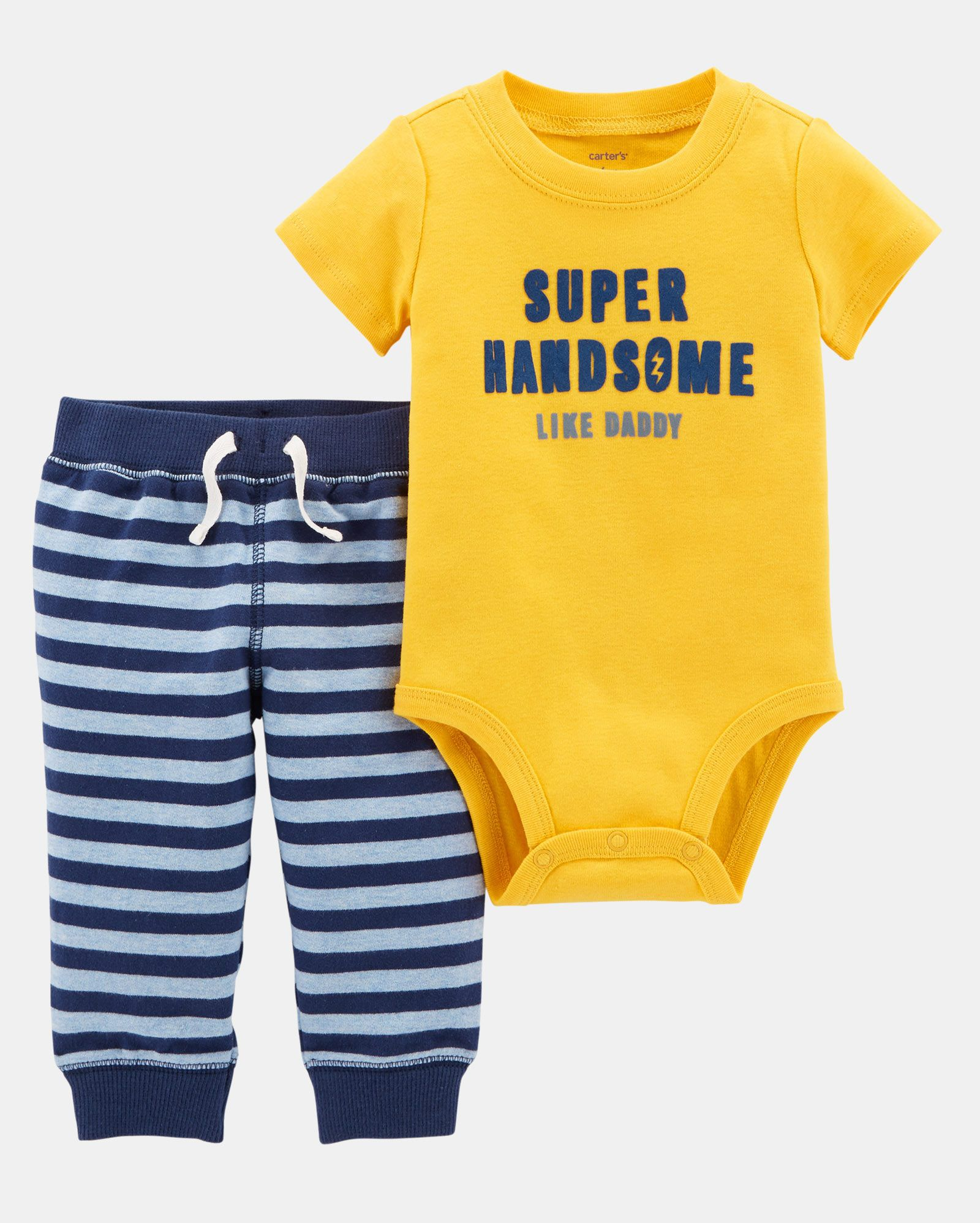 Conjunto Super Handsome Carter's