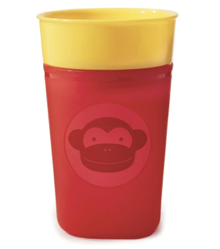 Copo de Treinamento Skip Hop Zoo Macaco
