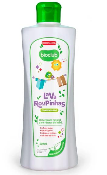 Detergente Lava Roupinhas Bioclub® 500ml