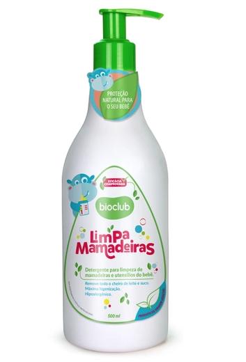 Detergente Orgânico Limpa Mamadeiras Bioclub®