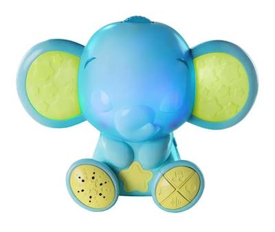 Elefante Encantador de Bebês Com Luzes e Sons Bright Starts