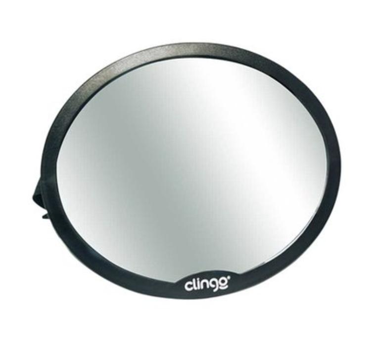 Espelho Retrovisor Clingo para Carros Redondo