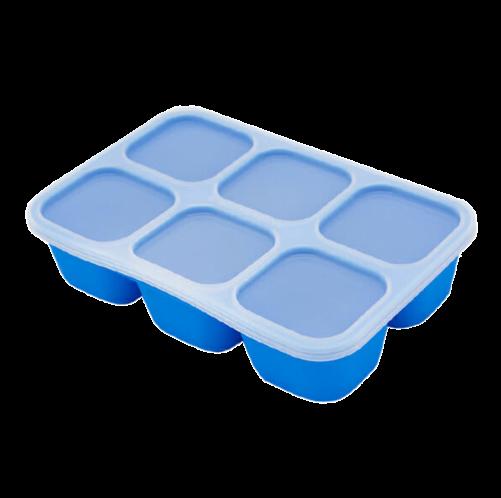 Forma para Congelar Alimentos Marcus & Marcus Hipopótamo