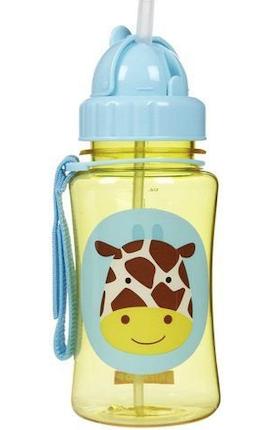 Garrafa Plástica Girafa Skip Hop Zoo