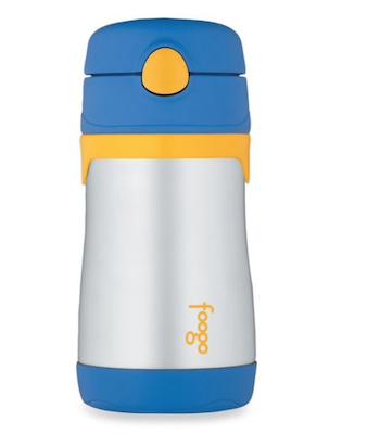 Garrafa Térmica Azul Thermos Foogo 290ml