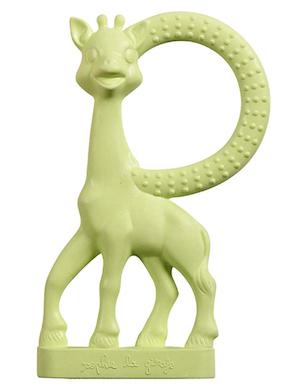Girafa Mordedor Sophie la Girafe Vanilla Verde