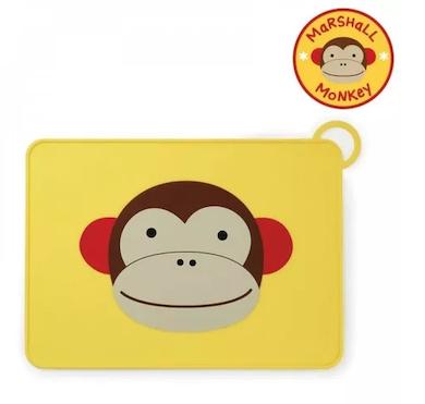 Jogo Americano em Silicone Skip Hop Zoo Macaco