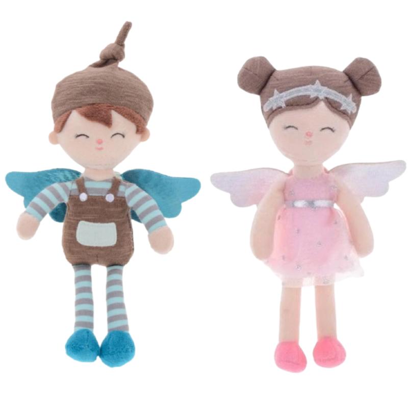 Kit Mini Fada do Dente Boy e Girl Bup Baby