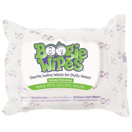 Lenços Umedecidos Boogie Wipes Neutro c/45