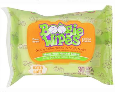 Lenços Umedecidos Fresh Boogie Wipes c/45
