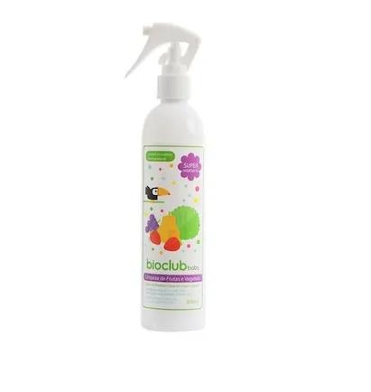 Limpeza de Frutas e Vegetais Bioclub Baby