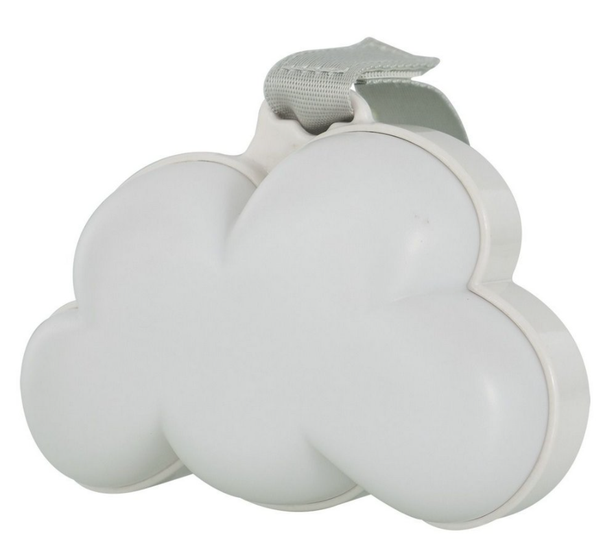 Luminária Musical e Luzes Little Cloud Kababy