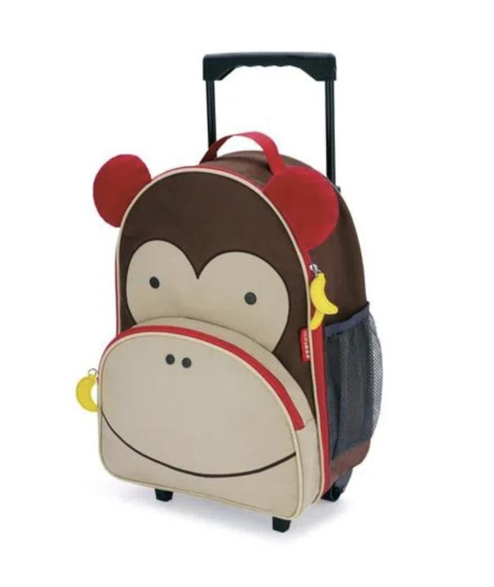 Mala Skip Hop Zoo Infantil Macaco