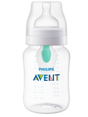 Mamadeira Anti-Cólica com Sistema Air Free Philips Avent 260ml