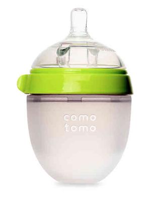 Mamadeira Comotomo Verde 150ml