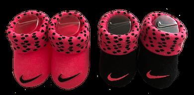 Meias Newborn Infant Bootie Nike 0-6M