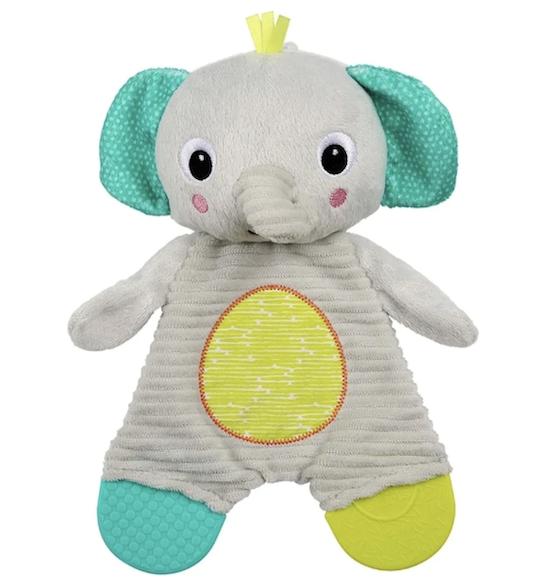 Mordedor Elefante Snuggle & Teethe Bright Starts